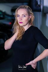 Kim 16 (M van Oosterhout) Tags: model photoshoot fotoshoot parking parkeergarage garage modeling posing female girl woman modelphotography style sexy