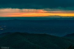 C2N_2798 (Clark Engbrecht) Tags: newmexico santafe mountains skycolors southwest sunsets sunset pastels serene peaceful