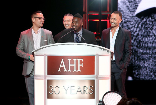 AHF 30 Year Anniversary / World AIDS Day Concert and Celebration - Los Angeles