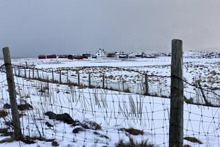 SE.-wards view from Eggum Natur Reserve to Egggum fishing village-Vestvagoya-Lofoten-Nordland-Norway.0553