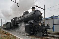 SBB - C5/6 2969 Elefant (Kecko) Tags: 2017 kecko switzerland swiss schweiz suisse svizzera ostschweiz thurgau tg bischofszell sbb elefant bahn steam locomotive dampflokomotive c56 2969 eisenbahn railway railroad zug train eurovapor sulgen swissphoto geotagged geo:lat=47492550 geo:lon=9242300