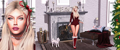 L125 (JoJo Delvalle - Photographer & blogger) Tags: secondlife game christmas tannenbaum whimsical ncore nani uber truth