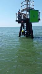 Coast Guard completes current meter in Matagorda Bay, Texas (Coast Guard News) Tags: uscg cg coastguard us padethouston safetyandnavigation waterways portoconnor texas unitedstates
