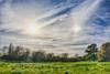Morning Sundog (mikeyp2000) Tags: green sky hdr landscape halo rainbow sundog