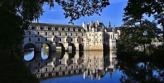 Château de Chenonceau , Indre-et-Loire