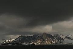 "Arctic Summer Storms ""Explored"" (Derbyshire Harrier) Tags: stormy svalbard arctic summer 2017 spitsbergen oceanwideexpeditions ortelius naturetrek glacier snow higharctic darkskies explored explore"