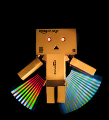 Danbo. Wings of light. (CWhatPhotos) Tags: cwhatphotos danbo light amazon toy pics pictures picture image images copy right foto fotos that have with which contain photo photos ask