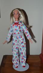 Bedtime Sabrina (trev2005) Tags: sabrina teenage witch doll action figure kenner bedtime melissa joan hart
