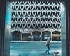 (g_holmes_) Tags: architecture modernism modernist brutalism brutalist betonbrut midcentury london road building people city dogwalk welbeckstreet welbeckstreetcarpark