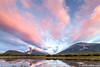 Mount Rundle, Banff, Alberta 4 (AmbientLens) Tags: clouds cloudscape lake mountrundle mtrundle nature outdoors reflection trees water adventure alberta banff canada canadianrockies cloudy jasper mountain natural rockymountains snow snowcappedmountains sunset