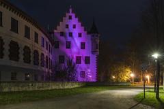 Schloss Elisabethenburg 2 (uschmidt2283) Tags: a7r architektur fachwerke landschaften langzeitbelichtung lichtoutdoor nachtaufnahmen natur städte