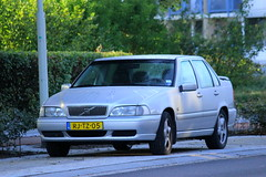 1997 Volvo S70 (Dirk A.) Tags: sidecode5 onk rjtz05 1997 volvo s70