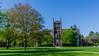 Le Campus du Bowdoin College est magnifique: la plupart de ses bâtiments date de la fin du XVIIIe/début XIXe (Plus Beau Plus Loin) Tags: usa etatsunis maine brunswick campus university college université bowdoin architecture