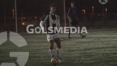 CD Castellón B 0-1 UD Vall de Uxó (10/11/2017), Jorge Sastriques