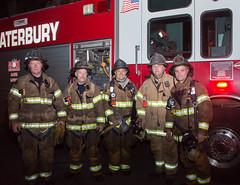 Company Photo Waterbury Fire Rescue Engine 1 (KCzarzasty) Tags: fire department rescue engine 1 waterbury