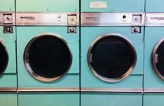 Barbican, Londyn 2016. (Joanna Durkalec) Tags: washeteria design oldschool laundry london barbican