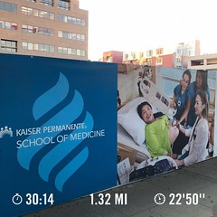#activetransportation + a housecall to the future. These not-yet-built #WallsDoTalk + #WhatADoctorLooksLike starts here. @KPMedSchool #MedEd ✌️🚶☀️