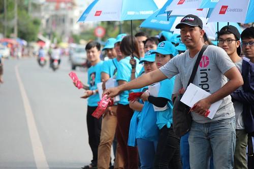 Cambodia Water Festival