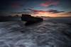 Mona Vale Headland (RoosterMan64) Tags: landscape longexposure monavale monavaleheadland nsw northernbeaches rockshelf rocks seascape sunrise