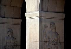 Columnas (binladiya) Tags: arquitectura architecture romanos historia history columna italia italy