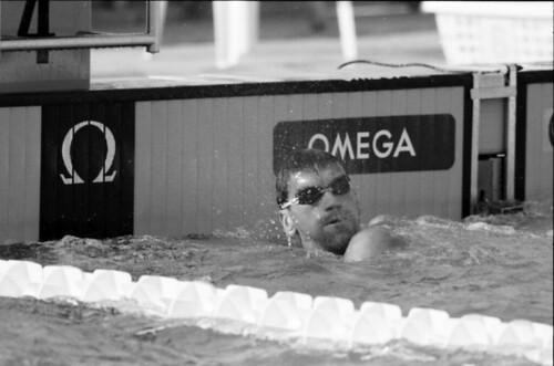 224 Swimming EM 1991 Athens