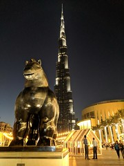 Burj Khalifa (tudurnokia) Tags: pixel dubai uae tallest horse burjkhalifa