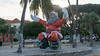 Père Noël à Curaçao, Caraïbes - 3954 (rivai56) Tags: willemstad curaçao cw père noël à caraïbes santa curacao caribbean