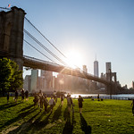 Brooklyn Bridge sunset [Explored] thumbnail