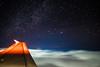 Milkyway|銀河雲海 (里卡豆) Tags: olympus penf 17mm f12 pro olympus17mmf12pro 日本 關東 japan kanto milky 銀河 雲海 飛機上