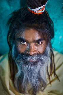 Indian Baba, Mathura, India
