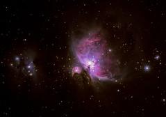 stack_sans_flat-M42-4 (nclauzel) Tags: m42 orion nébuleuse sky night nuit astrophoto staradventurer nebula