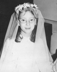 """Children of Mary at Convent of the Sacred Heart in New York City during May Crowning of Mary 1971 • <a style=""""font-size:0.8em;"""" href=""""http://www.flickr.com/photos/65359853@N00/38488163071/"""" target=""""_blank"""">View on Flickr</a>"""