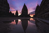 Indonesia - Prambanan Temple Sunset (030mm-photography) Tags: rot prambanan indonesia indonesien tempel temple sunset sonnenuntergang yogyakarta landschaft landscape natur architektur architecture