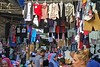 Clothing Shop (AntyDiluvian) Tags: israel jerusalem oldcity arabmarket shops stores market vendors souk shuk street viadolorosa clothing clothingshop