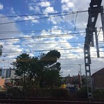 A journey of clouds Photos of clouds taken as I travel places in the train - #ajourneyofclouds #journey #train #clouds #sydney #journeyofclouds thumbnail