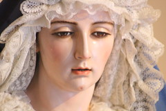 María Santísima de la Anunciación (Cofradeus) Tags: madrid anunciacion turismo españa semanasanta soledad dolor dolores dolorosa