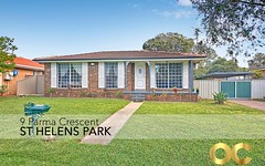 9 Parma Crescent, St Helens Park NSW
