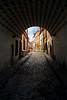 Bohemia (david schweitzer) Tags: tábor oldtown bohemia czechrepublic medieval streets gothic renaissance baroque heritage houses cobblestone passage ancient urban labyrinth tunnel bohême