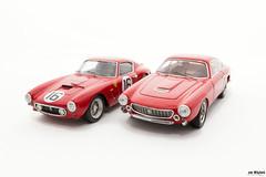 Ferrari 250 (Piotr Grodzicki) Tags: models ferrari