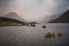 Downpour (Peter Henry Photography) Tags: lake water rain shower downpour lakedistrict weather fells mountains hills nikon sigma leefilters
