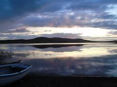 Sunset (stuartcroy) Tags: orkney orphir sunset reflection ripples scotland scenery sony sky still