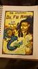 Insidious Dr. Fu Manchu sketch (Lino M) Tags: dr fu manchu sax romer pulp book cover sketch drawing marker pen yellow blue chinese dragon