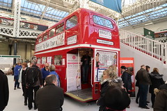 Brigit's afternoon tea bus (as098_uk) Tags: canon g7x g7xmkii brigitsafternoonteabus idealhomeshow christmas olympia exhibition 2017