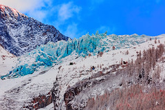 Glacier d'Argentière (patrickburtin) Tags: