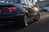 Side View with Flare (Alex Wilson Photography) Tags: bmw e39 525i 525 bimmer beamer car vehicle sport cool sun sky sunset