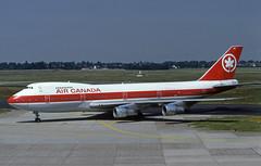C-GAGC (Air Canada) (Steelhead 2010) Tags: aircanada boeing b747 b747200 dus creg cgagc