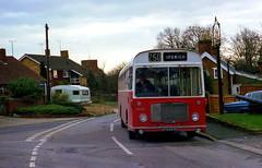 Eastern Counties RLE869 (WPW869H) Levington 1980 (BristolRE2007) Tags: easterncounties easterncoachworks nbc nationalbuscompany bristolre suffolk