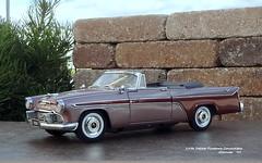 1956 DeSoto Firedome Convertible (JCarnutz) Tags: 124scale diecast danburymint 1956 desoto firedome