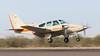 Beech 95-A55 Baron N1509Z (ChrisK48) Tags: 1961 a55 aircraft airplane baron beech95a55 beechcraft coolidgeaz coolidgeflyin coolidgemunicipalairport n1509z p08 cntc210