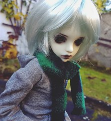 Carter (claudine6677) Tags: bjd msd ball jointed doll dollzone carter asian dolls puppen